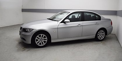 BMW 3 SERIES (OLD LICENCE)