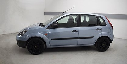FORD FIESTA (OLD LICENCE)