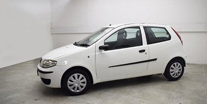 FIAT PUNTO (OLD LICENCE)