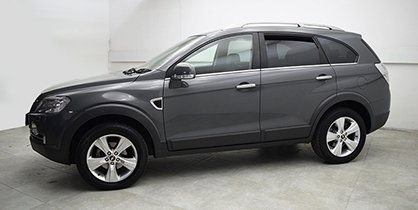 CHEVROLET CAPTIVA (LOCAL)