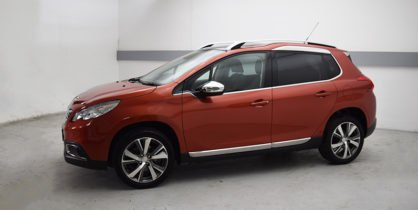 PEUGEOT 2008 ALLURE BLUE HDI S/S