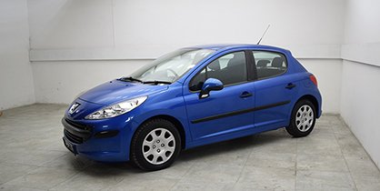 PEUGEOT 207 URBAN 1.4HDI (OLD LICENCE)