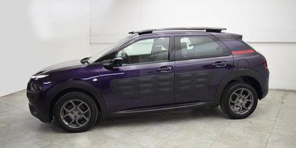 CITROEN C4 CACTUS FEEL BLUEHDI
