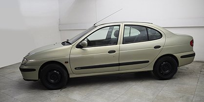 RENAULT MEGANE CLASSIC (OLD LICENCE)