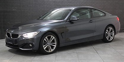 BMW 420D SPORT