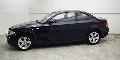 BMW 120D (LOCAL)