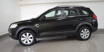 CHEVROLET CAPTIVA (OLD LICENCE)