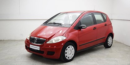 MERCEDES BENZ A 150 (OLD LICENCE)