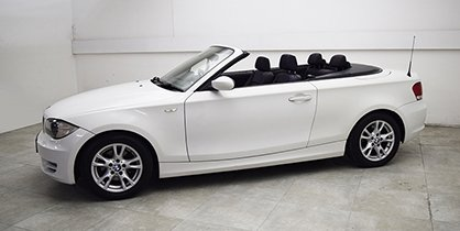 BMW 118D CABRIO RHD (LOCAL)