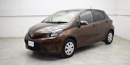 TOYOTA VITZ (JAPAN IMPORT)