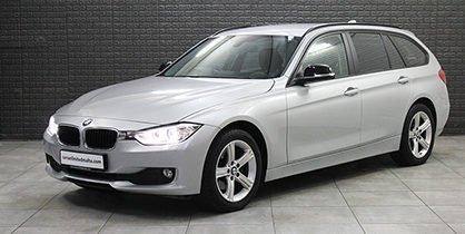 BMW 320D XDRIVE SE