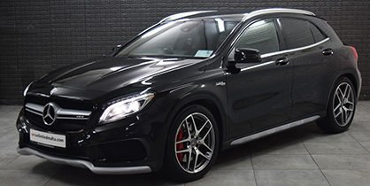 MERCEDES-BENZ GLA45 AMG 4MATIC AUTO