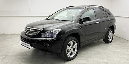 LEXUS RX400H (OLD LICENCE)