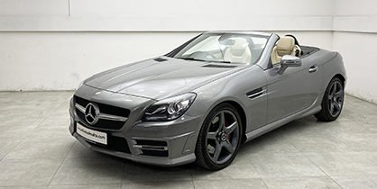 MERCEDES-BENZ SLK250 AMG SPORT CDI BLUEFFICIENCY