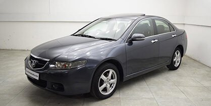 HONDA ACCORD I CTDI EXECUTIVE