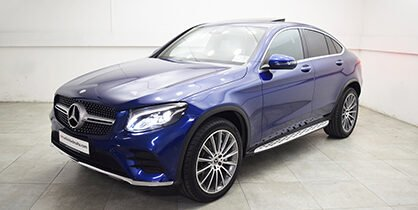 MERCEDES-BENZ GLC250D 4MATIC AMG LINE PREMIUM PLUS