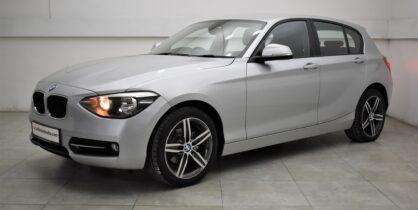 BMW 116D SPORT AUTO