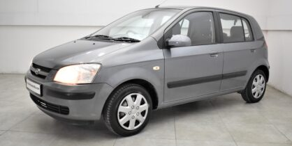HYUNDAI GETZ (OLD LICENSE)