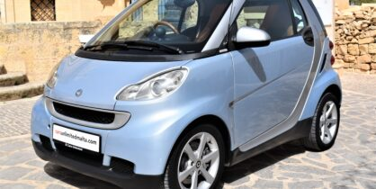 SMART FORTWO PASSION (LIMITED TWO)